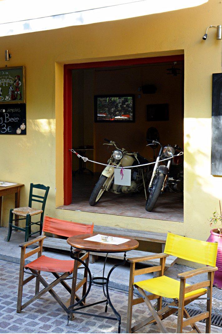 Chania: bike-in-a-box