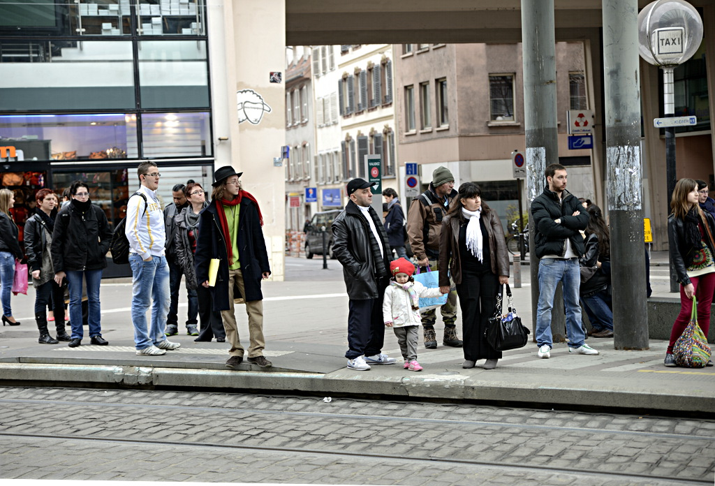 Strasbourg Homme de Fer