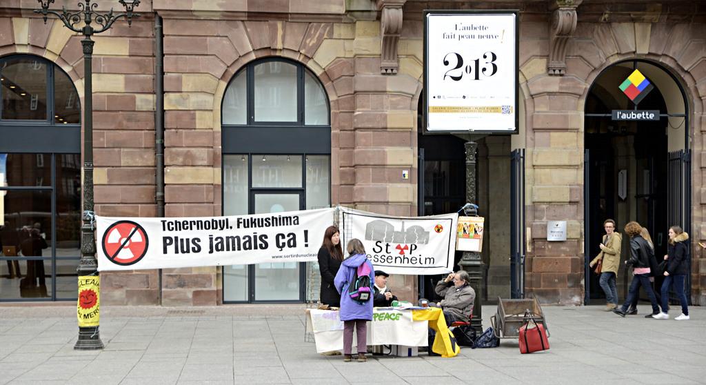 Strasbourg Place Kléber