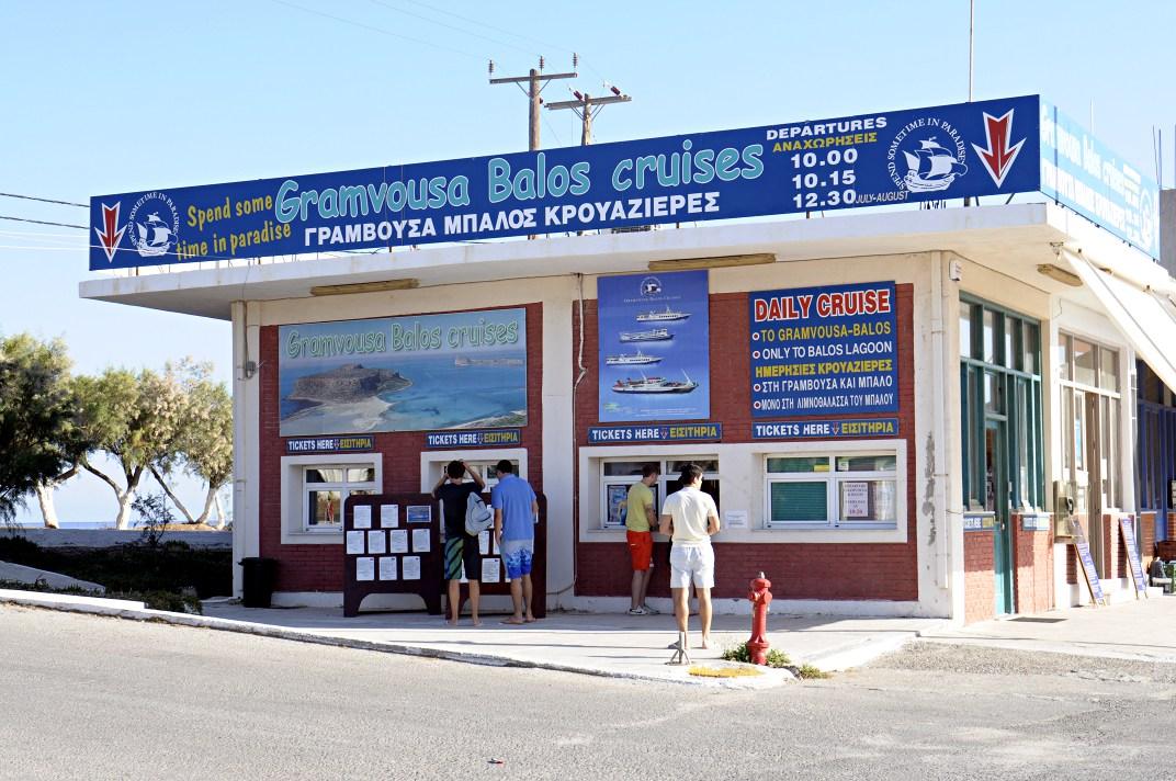ticket to balos, Kreta