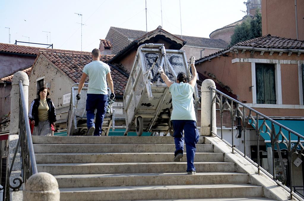 Venedig Fondamenta Minotto