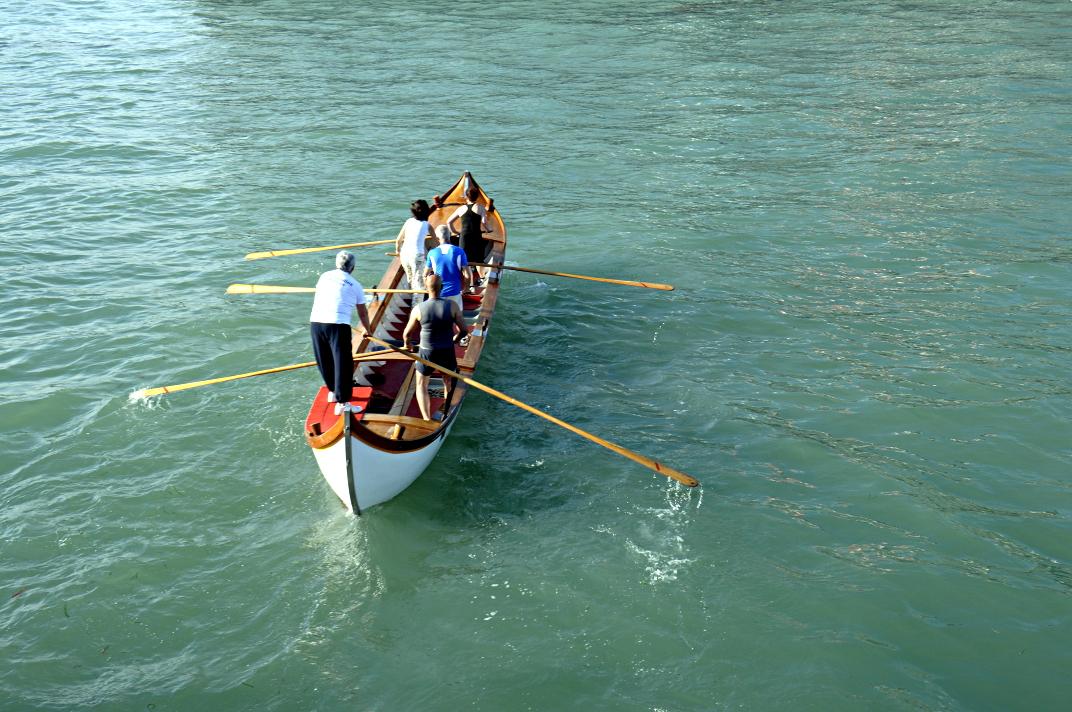Venedig: Fünf in einer Box